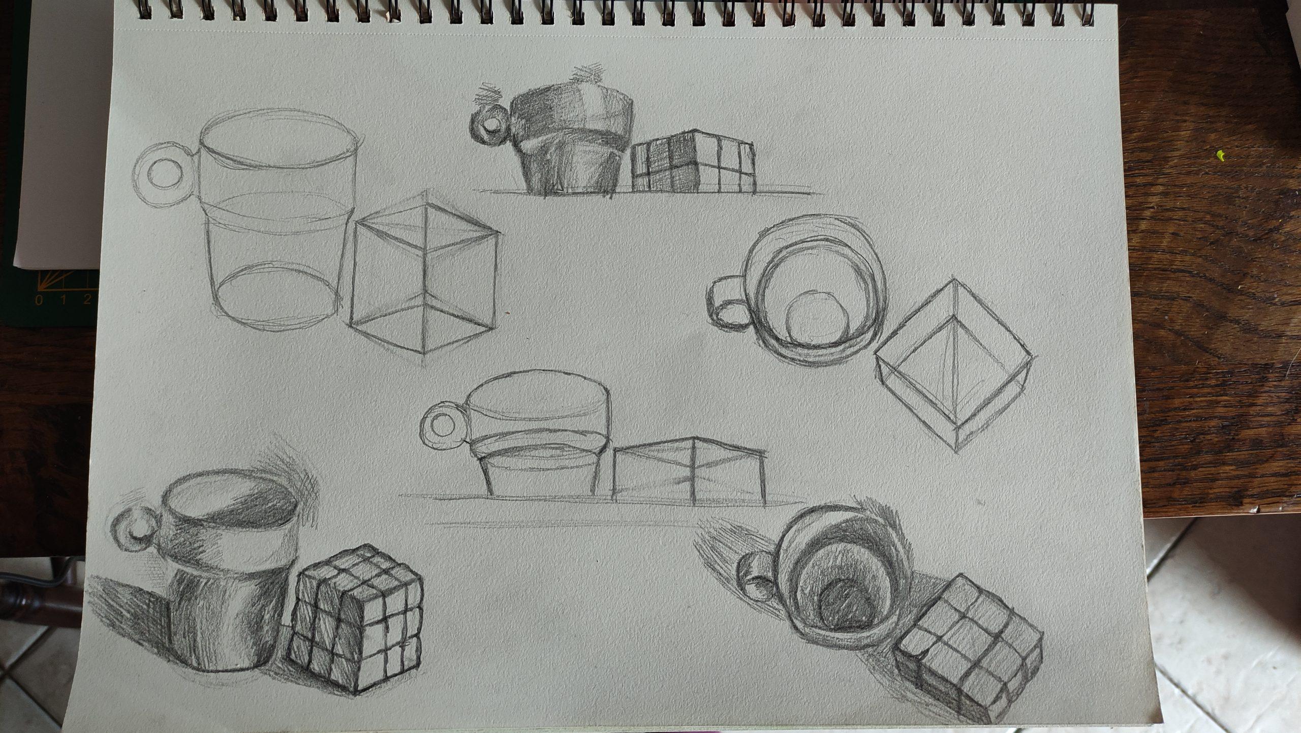 Drawing Tekenen – Zoë Yaël Dingjan